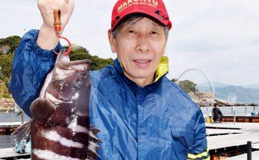 大物や高級魚がお手軽に狙える♪海上釣り堀に夢中【釣り方編】