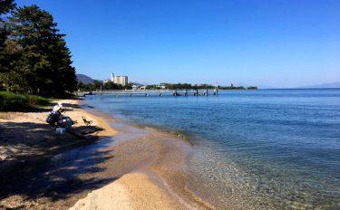 GWから夏休みまで♪家族で楽しめる手軽で美味しい琵琶湖の小アユ釣り