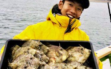 小学生でカワハギ釣りの味を知って大変なことになってしまった件
