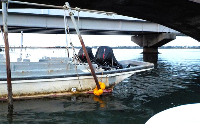浜名湖ではボートからのボトムワインドがすっごい有効かもしれないという話