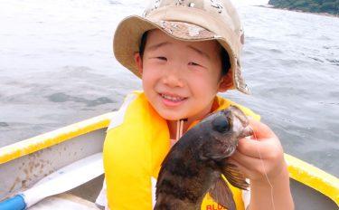 夏休み☆親子で行く!初めての手漕ぎボート釣りのススメ【準備編】
