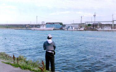 鈴鹿川派川河口の堤防で夏ハゼとセイゴの数釣りを堪能♪【三重県楠漁港】