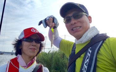 初めてのルアー釣り向き!ハゼクランクで夏ハゼと遊ぼう。【大阪府淀川】