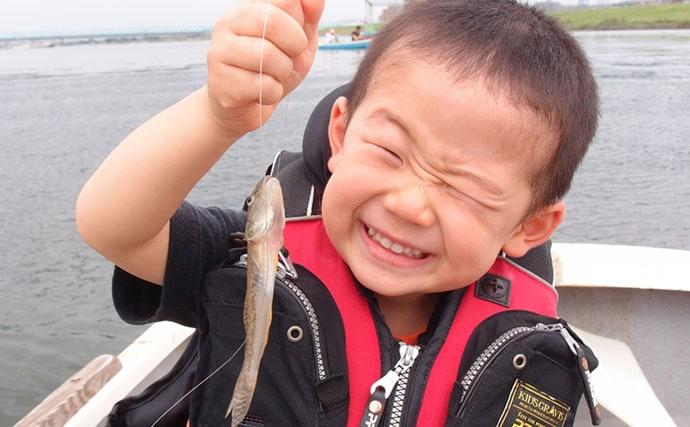 夏休み☆親子で行く!初めての手漕ぎボート釣りのススメ【実践編】
