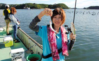 秋のカセ五目釣りはお魚天国!【三重県フィッシングセンターマンボウ】