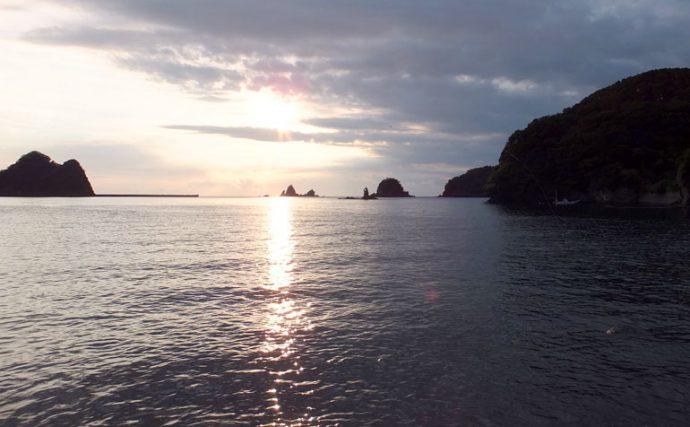 伊豆半島ぐるり西から南へ狙い色々ラン&ガン釣行【静岡県田子~青野川】