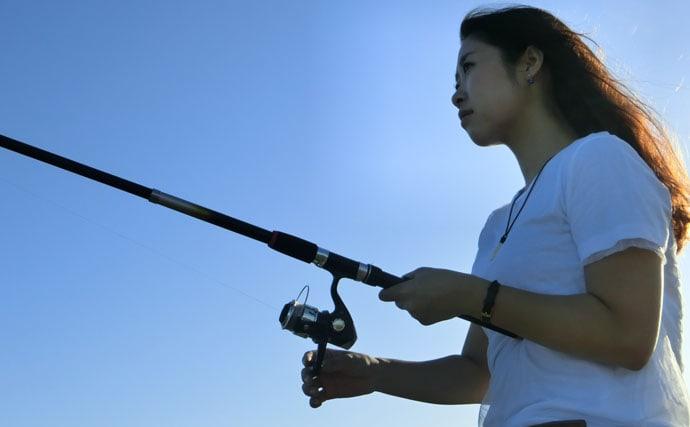 川の水が入って底荒れするような日でも狙えちゃうのがアナゴ釣りだ!
