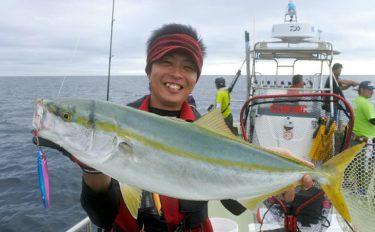 初夏から初冬まで楽しめる仙台湾の青物ジギングは狙える魚も色々!