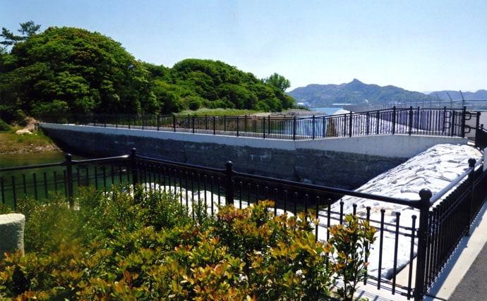 北九州で大型ハゼ19cm超え2人で38尾キープ【福岡県新門司港周辺】