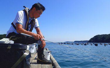 秋のイカダ&カセはクロダイ釣りの好シーズン!【釣り方編】