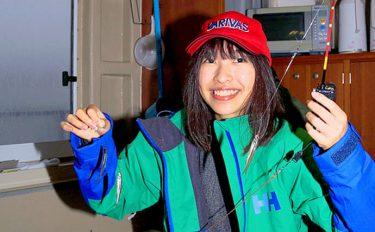 快適すぎる!初心者にも嬉しいドーム船でワカサギ釣り【山梨県山中湖BOO】