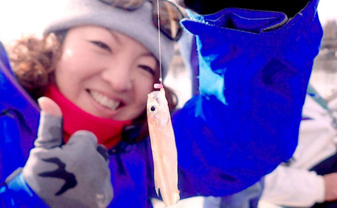 関西で冬の新定番!シーズン到来ワカサギ釣り入門【タックル編】