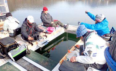 関西で冬の新定番!シーズン到来ワカサギ釣り入門【釣り方編】
