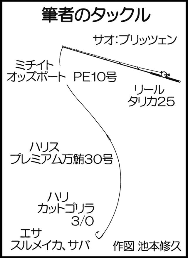 海上の熱き戦い!フカセ釣りでクロマグロファイト【佐賀県名護屋港立蔵】