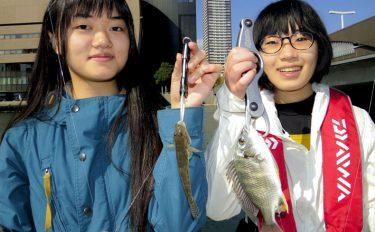 あ~楽しかった!家族で柴川市民ハゼ釣り大会115尾と自己ベスト更新