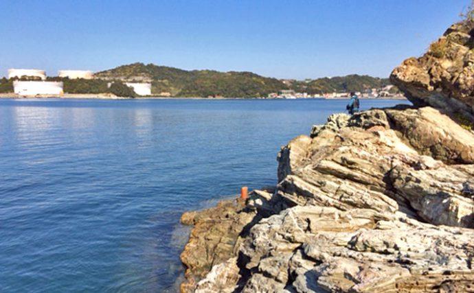 グレ釣りシーズン到来中!フカセ釣りポイント紹介。【和歌山県金山崎】