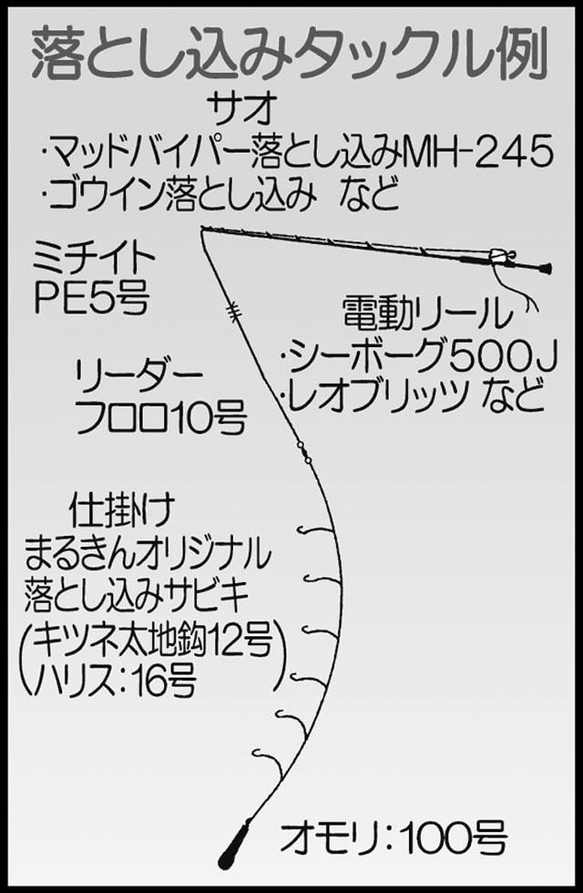 おニューな船で落とし込み初挑戦!ヒラマサ88cmも!【佐賀県久原港寿風】