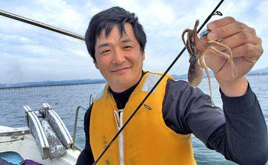 福岡県有明海でイイダコ船釣り!上手にゲッチューするための3ステップ!