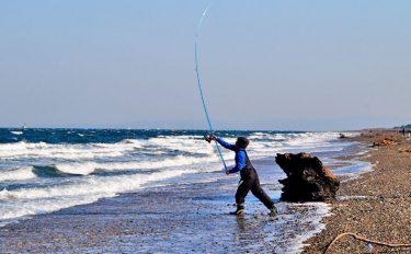 カレイシーズン!キテます!カレイの投釣り大会に参加【愛知県渥美半島】