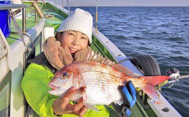 納竿・初釣行はキミに決めた!関東の年末年始注目ターゲットまとめ