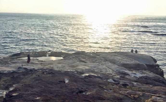 寒グレにオススメ!南紀フカセ釣りポイント紹介【和歌山県白浜シガラミ磯】