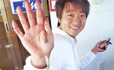 オーナーカップ山中湖ワカサギ釣り大会・参戦記2【上谷泰久】