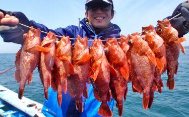 誰でも楽しめるカサゴの船釣り!あえて極めちゃう【エサ&釣り方編】