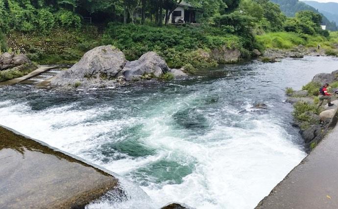 極上の大自然。渓流の世界を攻略【タックルとポイント選びのヒント】