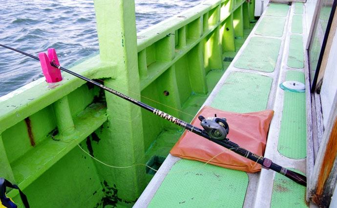 子供と船釣り!その2【実際に釣りに行って気が付いたこと編】