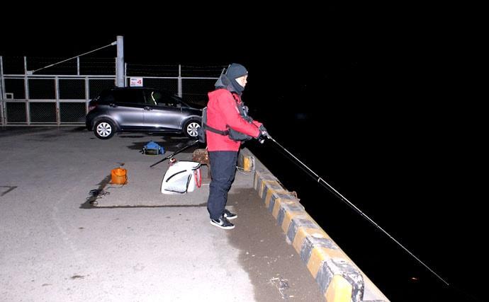 ライトエギング+ウキ釣りの攻略法!タックル&釣り方を図で確認しよう!