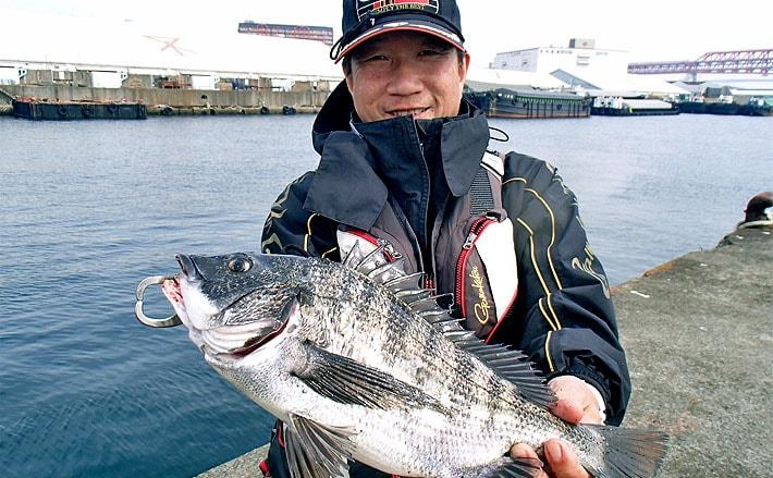 大阪湾フカセチヌ攻略法!【釣り場・釣り方・ワンポイント編】