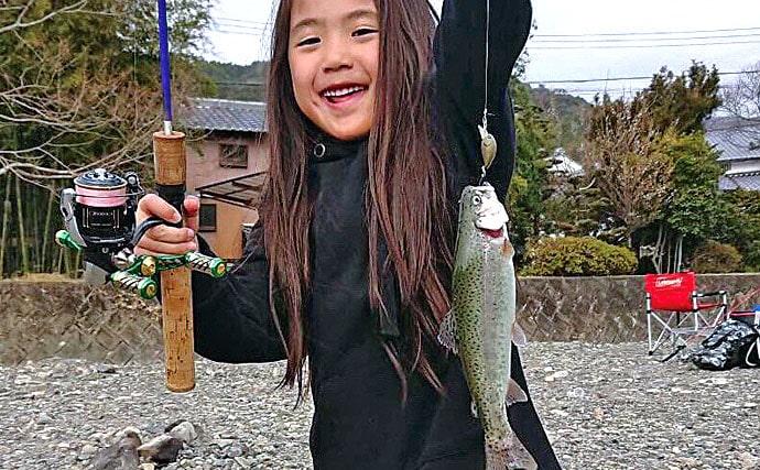 トラウト釣り&BBQで美味しい楽しい一日!【大阪府芥川マス釣り場】