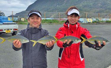 回遊シマアジを狙う!沖磯でのフカセ釣り。【鹿児島県・野間池】