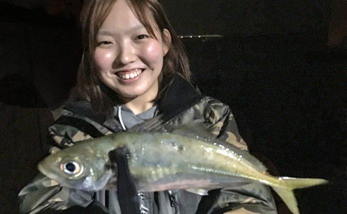 短時間でツ抜けも!仕事帰りにアジ釣りのススメ【北九州市・若松運河】