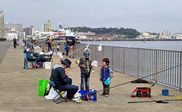 釣りとBBQが同時に楽しめる!うみかぜ公園を紹介【神奈川県・横須賀市】