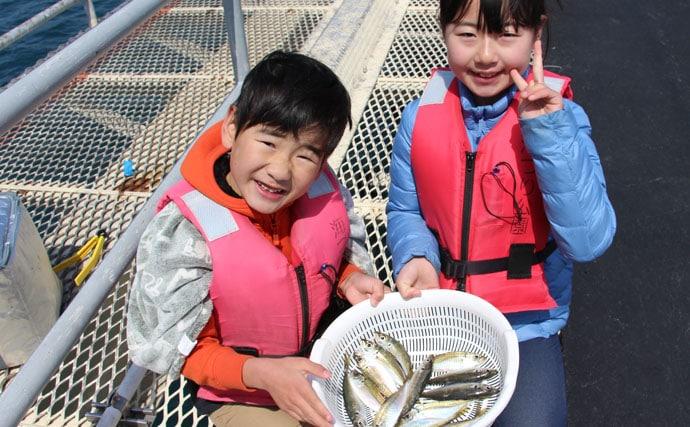 仲間と楽しい思い出を!手ぶらで釣り&BBQも【福岡市海づり公園】