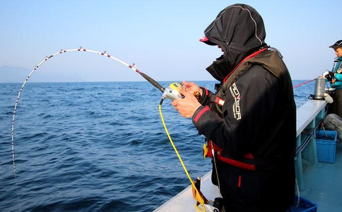 活きエサで多彩な高級魚を狙い撃ち!船釣り根魚五目【タックル編】