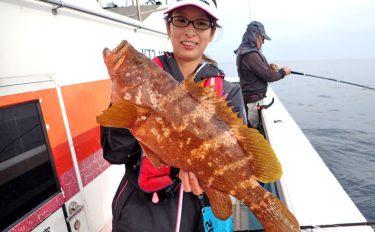 活きエサで多彩な高級魚を狙い撃ち!船釣り根魚五目【釣り方編】