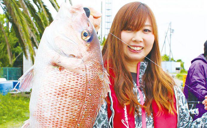 陸上型海水釣り堀を楽しむ!【愛知県・爆釣美浜フィッシングパーク】