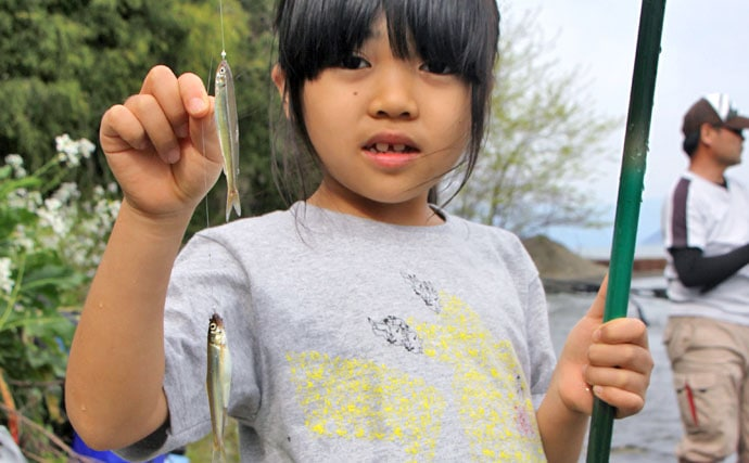 琵琶湖初夏の風物詩!小アユ釣りを手軽に楽しもう!【釣り方編】