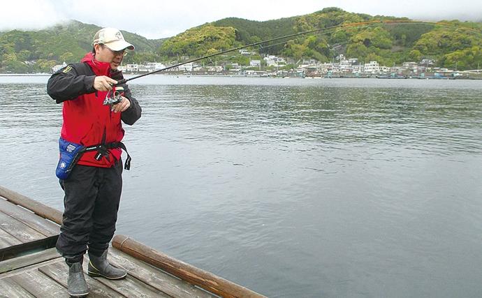イカダでエギング!デカイカ狙いと五目釣りを楽しむ【三重県・迫間浦】