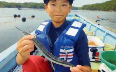 クロダイ釣行:子供と一緒にカセからのカカリ釣り五目【三重県・志摩市】