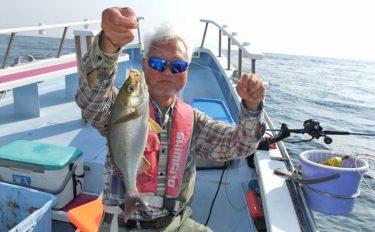 船釣り釣行:旬のイサキで数釣りを楽しもう!【千葉県南房・勝丸】