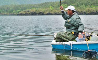 ヘラブナ釣り上達への道しるべ【初夏の西湖を楽しもう②】