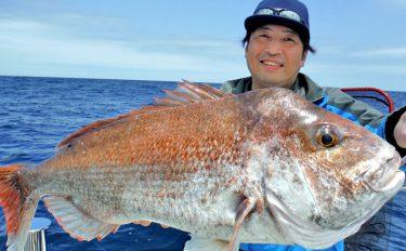 タイラバ&イカメタル釣行:タックル併用で楽しさ2倍【玄界灘】