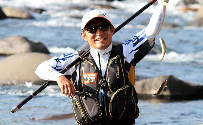 盛夏の鮎トモ釣り攻略:レベルアップを目指す全ての人へ【徹底解説】