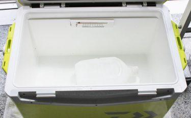 クーラーボックスを冷え冷えに保つ!夏に差が出る保冷力【徹底検証】