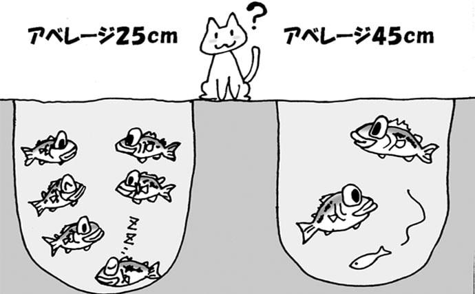 初心者向け!バスフィッシング用語講座vol.1【イラスト付き解説】