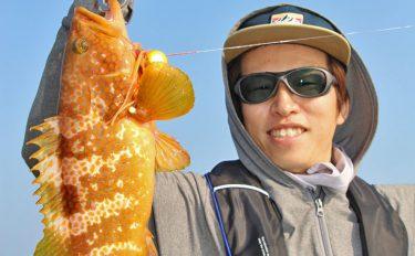 オフシャロ釣行:着底後1回目のシャクリがキモ!【福岡県・セブン】