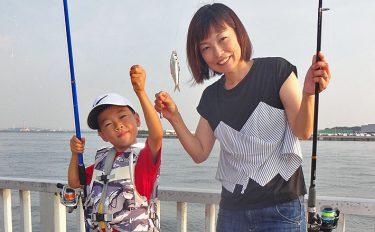 《夏休みオススメ》子供と素敵な思い出作り【愛知県・碧南海釣り公園】